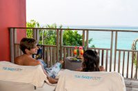 Maldives barefoot eco hotel ocean view rooms terrace