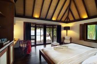 Gangehi Island Resort Beach Villa room
