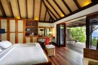 Gangehi Island Resort maldives Beach Villa rooms