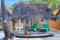 Kuredu Island Resort maldives Garden bungalow