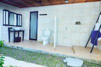 Kuredu Island Resort maldives Garden bungalow bathroom