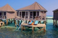 Kuredu Island Resort maldives Private sangu water villa