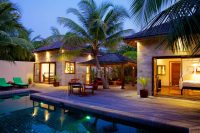 Kuredu Island Resort sultan pool villas