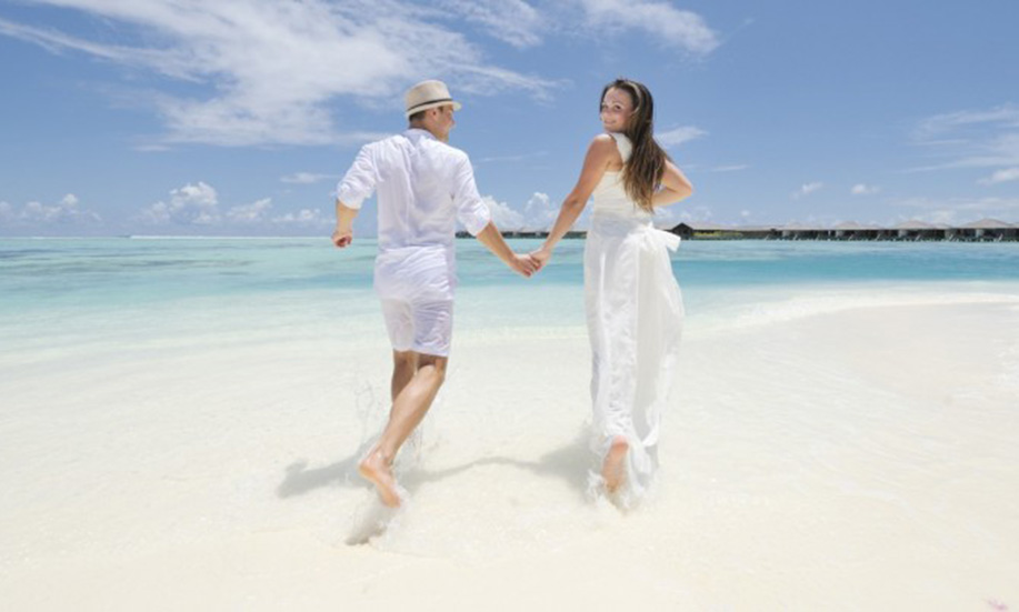 Paradise Island Resort Spa Maldives honeymoon