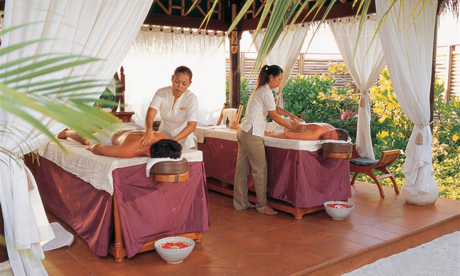 Paradise Island Resort Spa Maldives massage