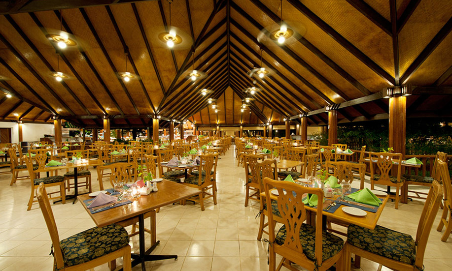 Paradise Island Resort Spa Maldives restaurant