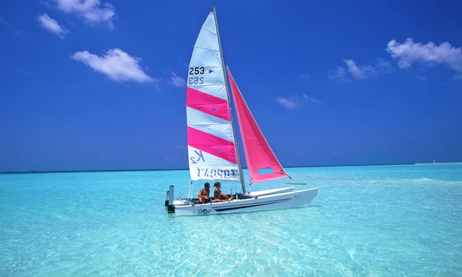 Paradise Island Resort Spa sailing