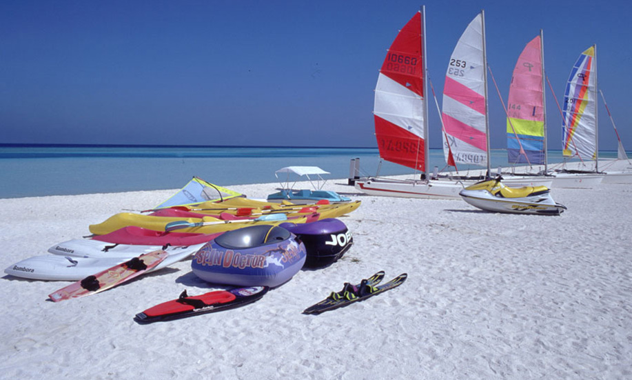 Paradise Island Resort Spa water sports