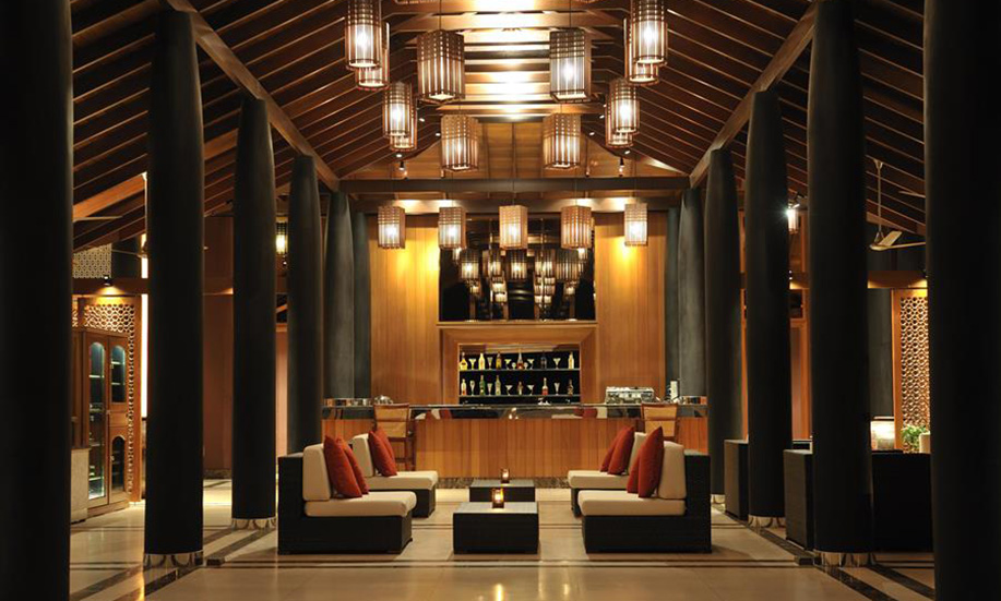 maldives Paradise Island Resort Spa bar