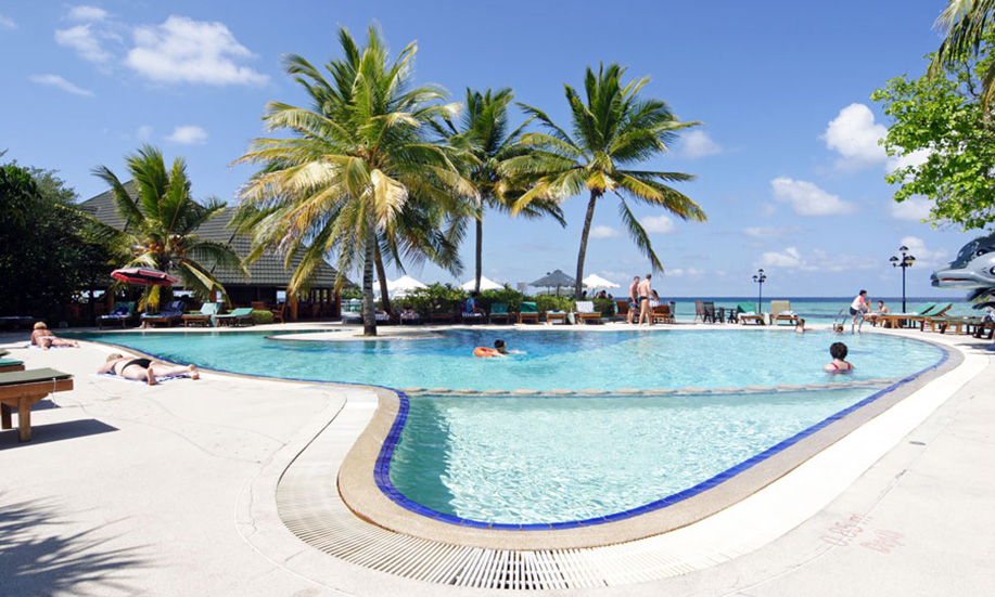 maldives Paradise Island Resort Spa pool