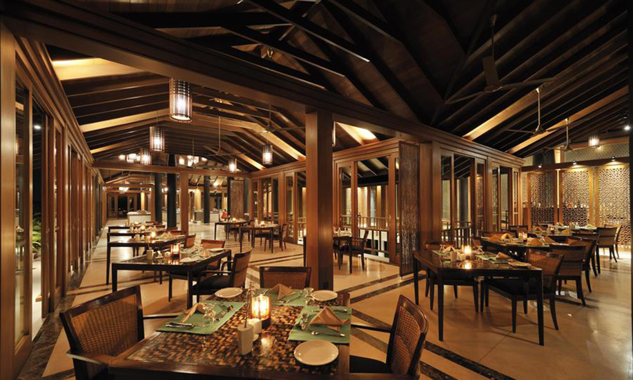 maldives Paradise Island Resort Spa restaurant