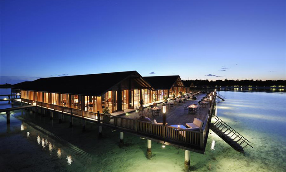 maldives Paradise Island Resort Spa restaurants