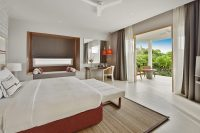 Dhigali Maldives Beach Villa with Pool room