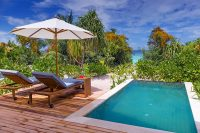 Kudafushi Resort Spa Beach Villa with Pool