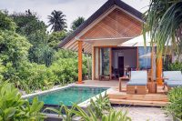 Kudafushi Resort Spa Beach Villa with Pool exterior