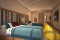 OBLU SELECT at Sangeli by Atmosphere Beach Family Suite with Pool room