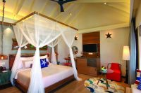 OBLU SELECT at Sangeli by Atmosphere Deluxe Beach Villa with Pool room