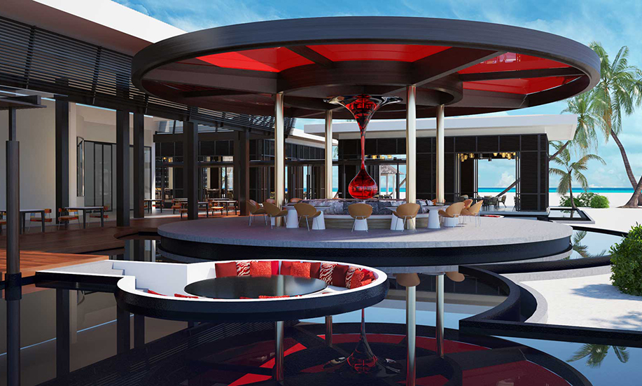 OBLU SELECT at Sangeli by Atmosphere bar