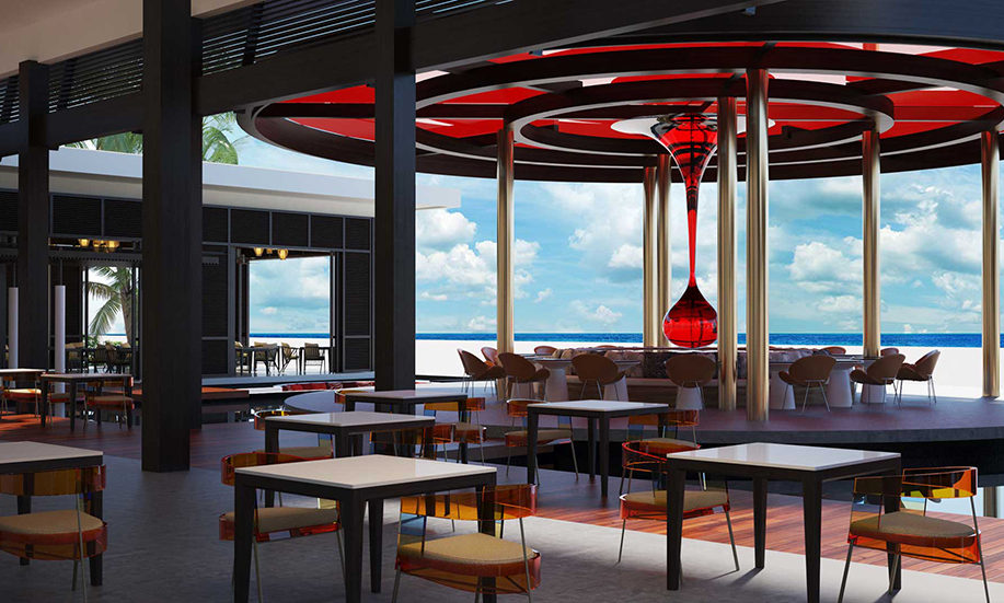 OBLU SELECT at Sangeli by Atmosphere bars