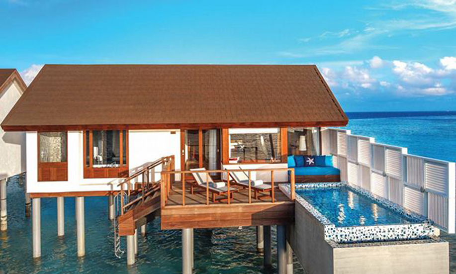 OBLU SELECT at Sangeli by Atmosphere water villa