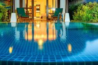 Sheraton Maldives Full Moon Resort Spa Cottages with Pool